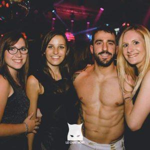 Stripteaseur Metz Mathéo